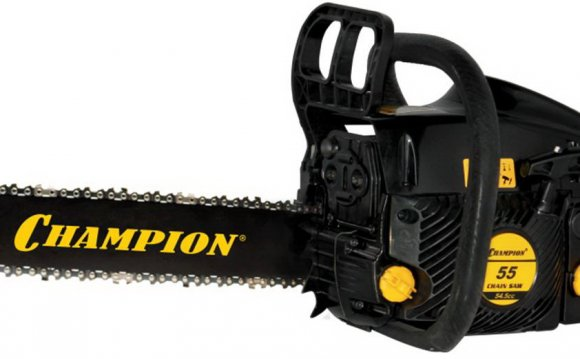 Бензопила Champion 55-18
