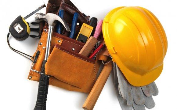 Строительные инструменты в