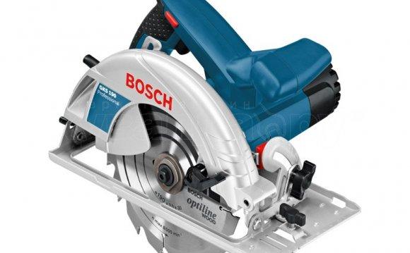 Пилы циркулярные Bosch