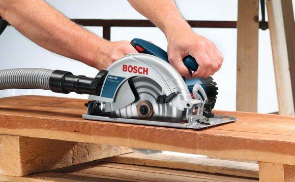 Ручные циркулярные пилы Bosch